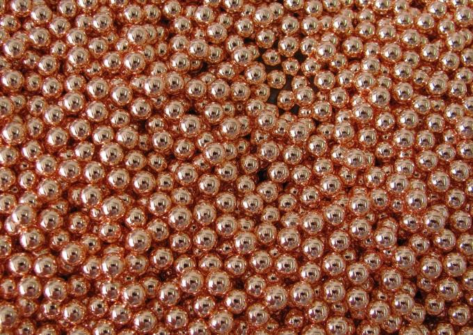 billes en cuivre