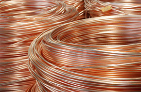 cables de cuivre
