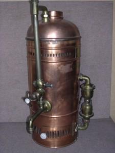 chauffe eau cuivre