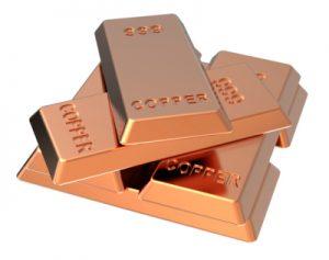 cours du cuivre