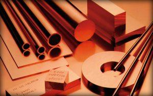 materiaux cuivre