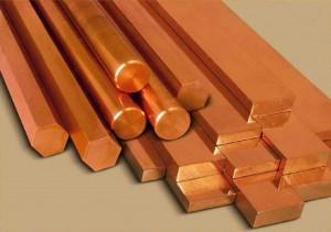 prix du cuivre à la tonne