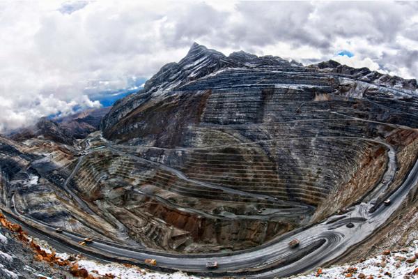 Mine de cuivre d'Antamina