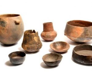 objets en cuivre grossiers