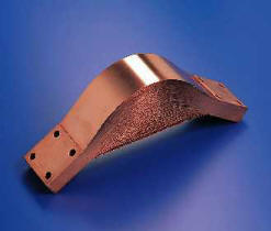 piece aeronautique cuivre