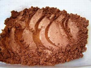 poudre de cuivre