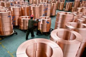 usine de cuivre